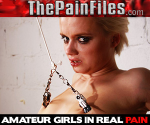 BDSM The Pain Files